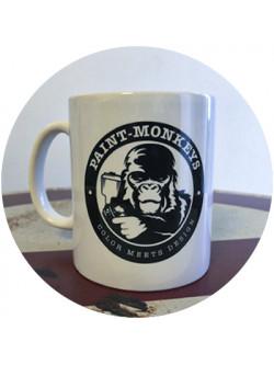 Paint-Monkeys Tasse
