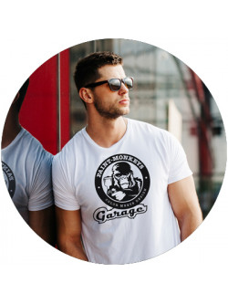 Man / Style-T-Shirt / White