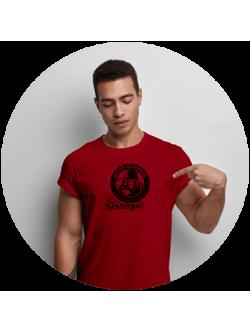 Herren / Style-T-Shirt / Rot