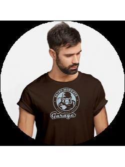 Man / Style-T-Shirt / Brown