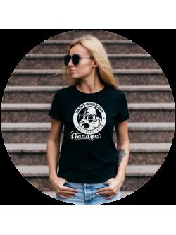 Girls / Style-T-Shirt / Black